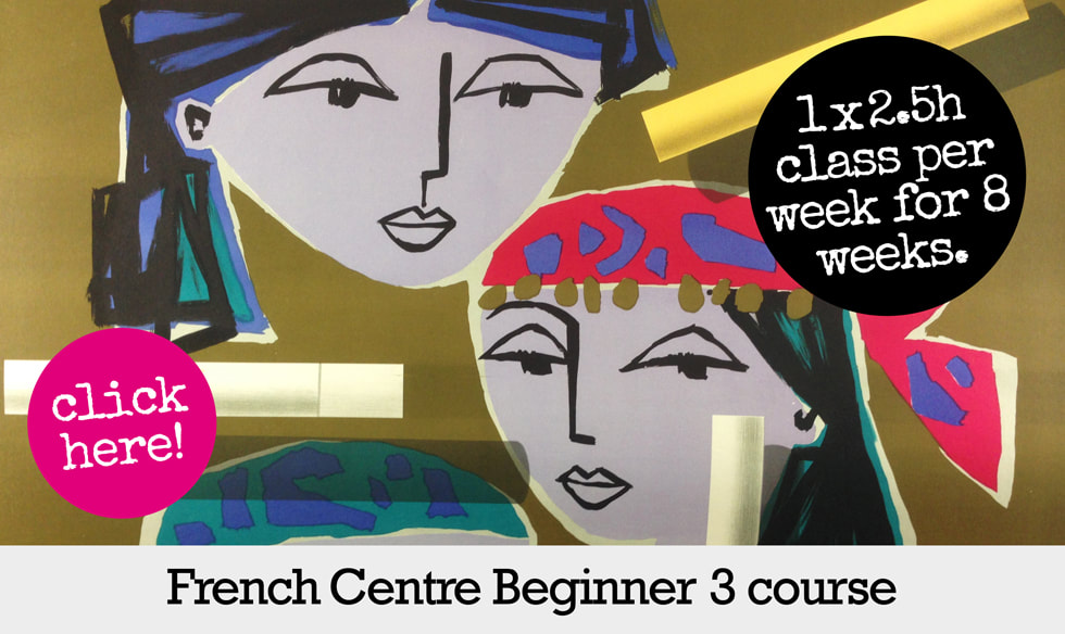 French courses Sydney at French Centre Sydney French Beginner 3 course